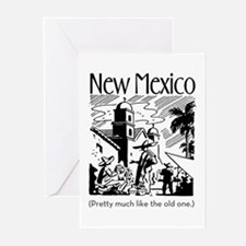 Vintage NEW MEXICO Greeting Cards (Pk of 10)