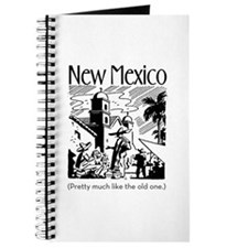 Vintage NEW MEXICO Journal