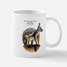 Yellow-Footed Rock Wallaby Mug