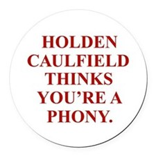 Holden Round Car Magnet