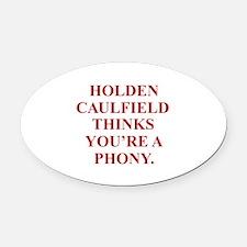 Holden Oval Car Magnet