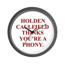 Holden Wall Clock