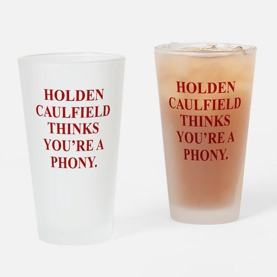 Holden Drinking Glass