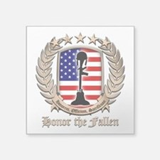 Honor the Fallen – Crest Sticker