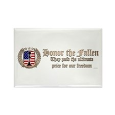 Honor the Fallen – Crest Magnets