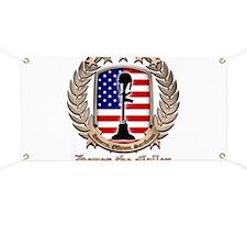 Honor the Fallen – Crest Banner