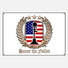 Honor the Fallen – Crest Banner