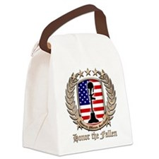 Honor the Fallen – Crest Canvas Lunch Bag