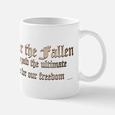 Honor the Fallen – Crest Mugs