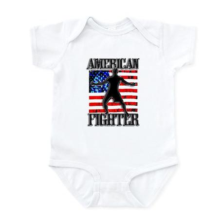 ULTIMATE FIGHTER Infant Bodysuit