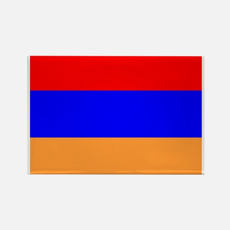 Armenia Flag With Name