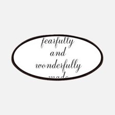 Fearfully and Wonderfully Made Script Patches