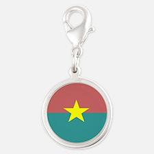 Burkina Faso Flag Charms