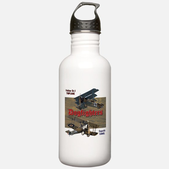 Dogfighters: Triplane Water Bottle
