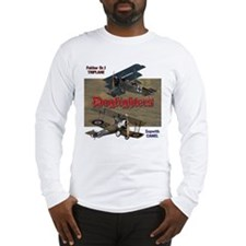 Dogfighters: Triplane vs Camel Long Sleeve T-Shirt