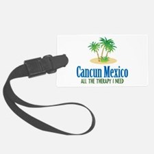 Cancun Mexico - Luggage Tag
