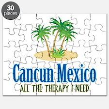 Cancun Mexico - Puzzle
