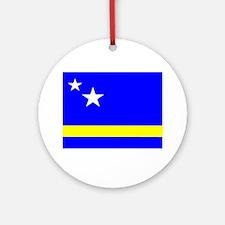 Curacao Flag Ornament (Round)