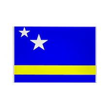 Curacao Flag Magnets