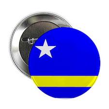 """Curacao Flag 2.25"""" Button"""