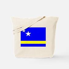 Curacao Flag Tote Bag
