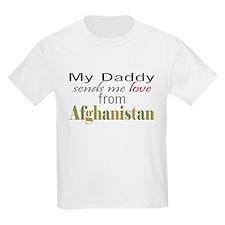 3-daddyfromaf T-Shirt