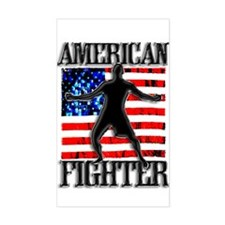 FIGHTER Rectangle Decal