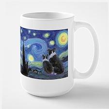 Starry Night hr Mugs