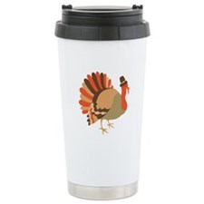 Thanksgiving Turkey Travel Mug