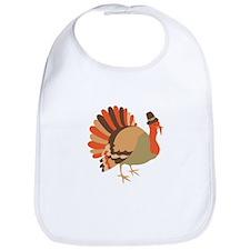Thanksgiving Turkey Bib