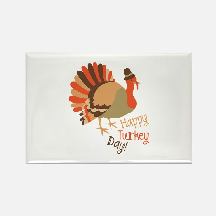Happy Turkey Day! Magnets