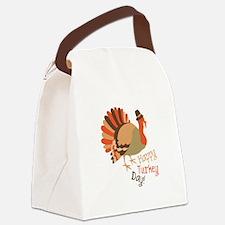 Happy Turkey Day! Canvas Lunch Bag