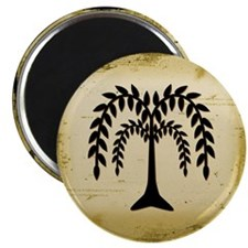 "PRIM WILLOW 2.25"" Magnet (10 pack)"