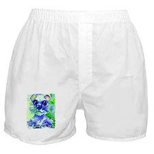 "Schnauzer ""Yep it's all about me"" Boxer Shorts"