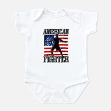 USA FIGHTER Infant Bodysuit