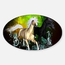 Wild horses Decal