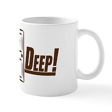 Balls Deep Back Door Mug