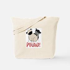 StickPugdad Tote Bag