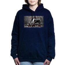 Spread Love Women's Hooded Sweatshirt