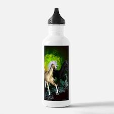 Wild horses Water Bottle