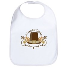 A Time For Thanks Bib
