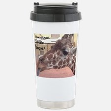 A Little Tongue Travel Mug