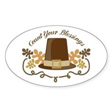 Count Your Blessings Decal