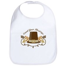 Count Your Blessings Bib