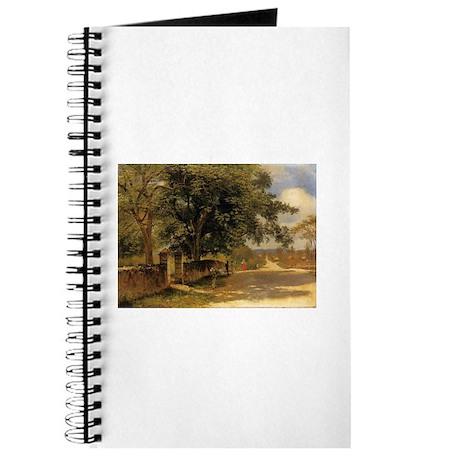 Alfred Bierstadt Journal