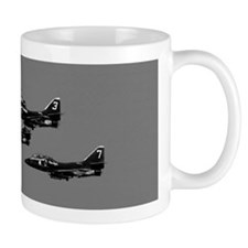 A-4 Blue Angels 1 Up 3 Down Mug