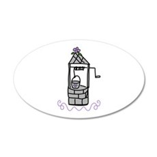 Wishing Water Well Wall Decal