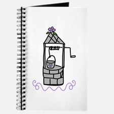 Wishing Water Well Journal