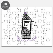 Wishing Water Well Puzzle