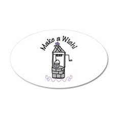 Make a Wish! Wall Decal